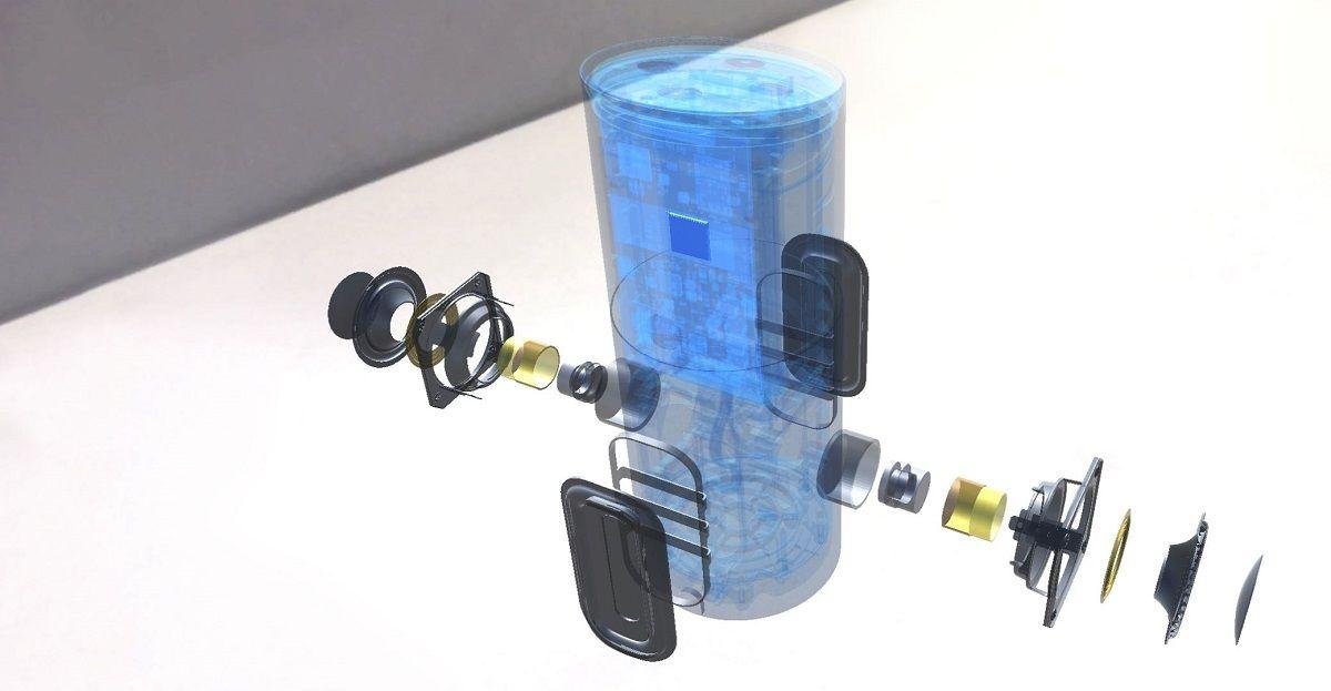 腾讯听听评测:音质之外不乏便携性的智能音箱