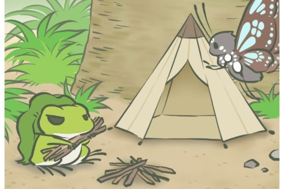 《旅行青蛙》离场,二十多年前的情怀电子鸡你还养不养?