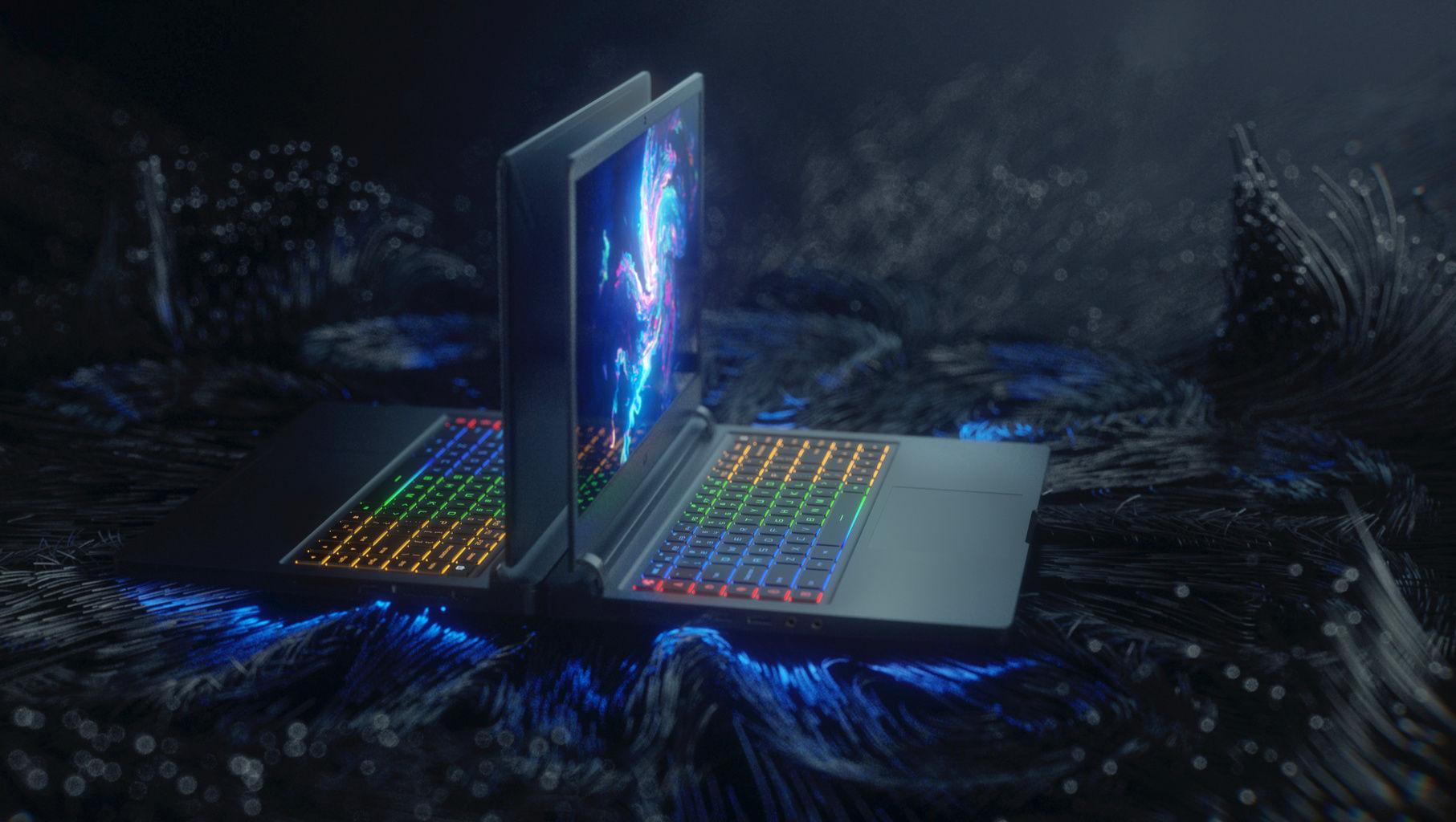 笔记本散热性能_小米发布两款笔记本电脑新品:游戏本用上八代酷睿,轻薄本 ...