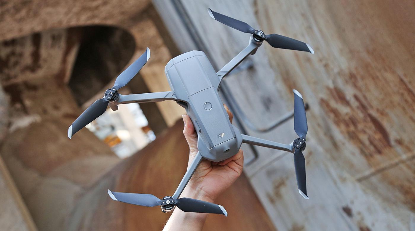 即使是菜鸟,天博体育网这款聪明的无人机也能让你变身航拍老炮 (/) 公司新闻 第1张