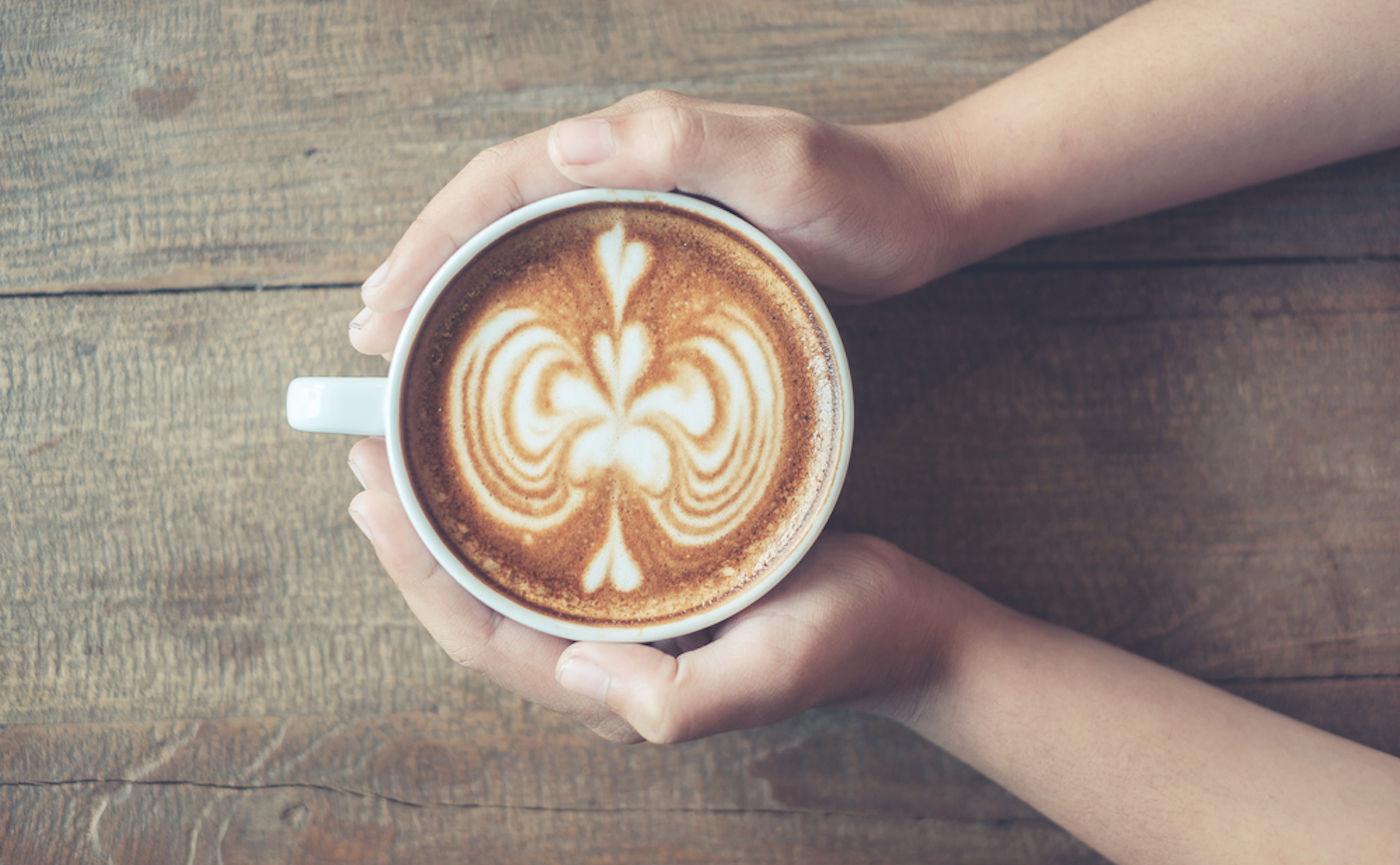10 秒钟帮你在咖啡上画一个你喜欢的人 | 极客公园