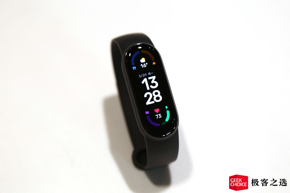 小米手环 6 NFC 版体验:顶级硬件+全面屏,229 元