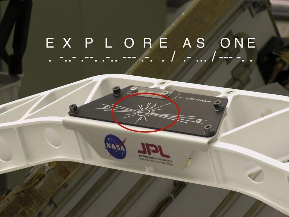 27 亿美金的火星车上,MG游戏平台到底埋了几何极客彩蛋?
