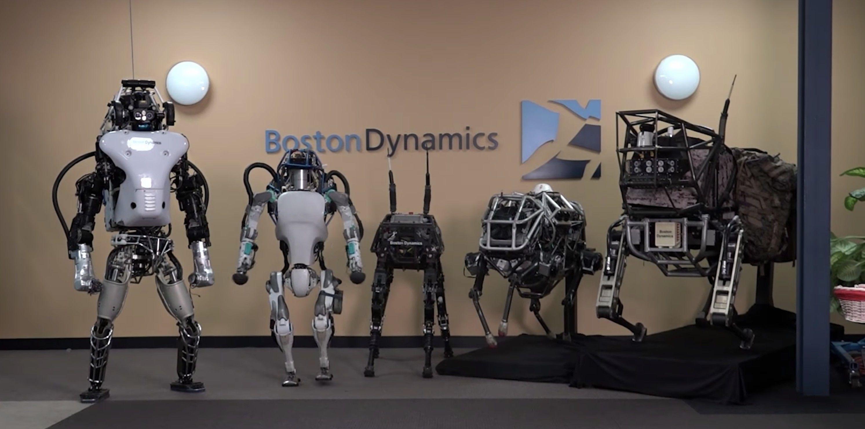一点资讯_波士顿动力要把仿生机器人推向市场,这是桩合理的生意吗 ...