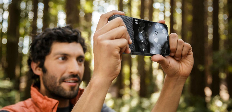 这个相机有16个镜头,难道是用来对付密集恐惧症患者的吗?   极客公园
