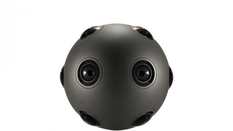Nokia 的 VR 摄像机终于开卖了,售价 6 万刀   极客公园