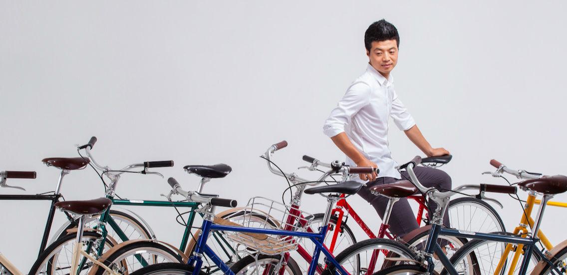 什么是城市自行车?张向东用四款700Bike给你答案 | 极客公园
