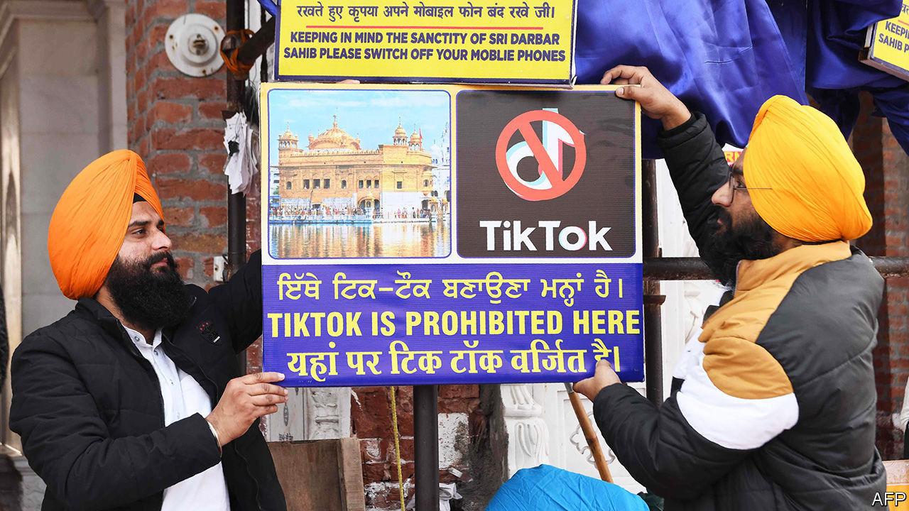 印度、美国「发疯」,TikTok 们遇到难题了