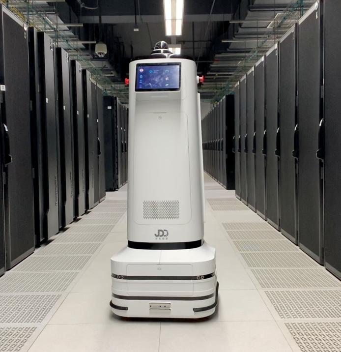新基建下 AI 机器人迎来新增长爆发期,京东数科